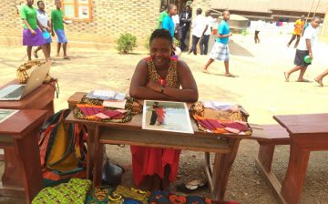 Menstrual Hygiene in rural Uganda